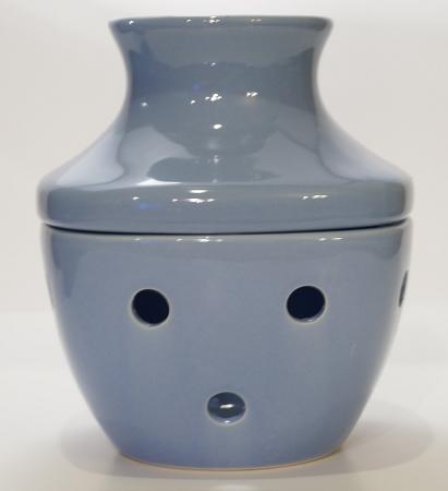 Decorative mini oil diffuser fan sky blue for Decorative diffuser